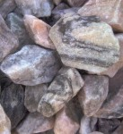 Midnight Stone 30-80mm 20kg Sack