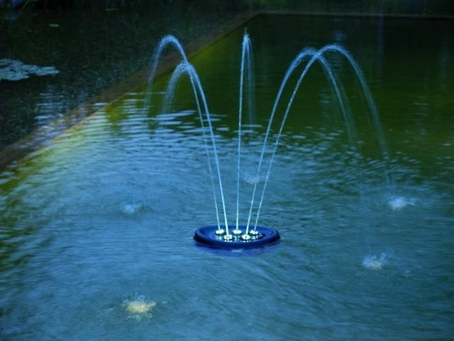 Oase water starlet oase teichtechnik wasserspiele und for Oase teichtechnik
