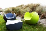 SLIDE Outdoorsessel Blos