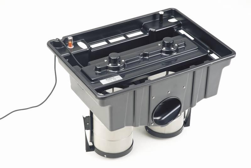 Oase proficlear classic pumpenkammer oase teichtechnik for Oase teichtechnik